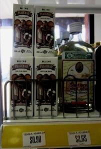 Box o rum, at the nice price!